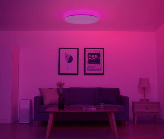 Світильник Yeelight Bright Moon Smart Living Room Ceiling