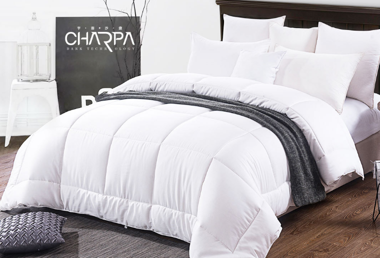 The Charpa Temperature Control Quilt