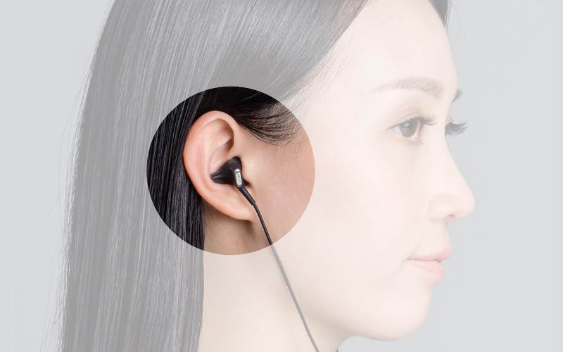 Навушники In-Ear HelloEar Arc 1