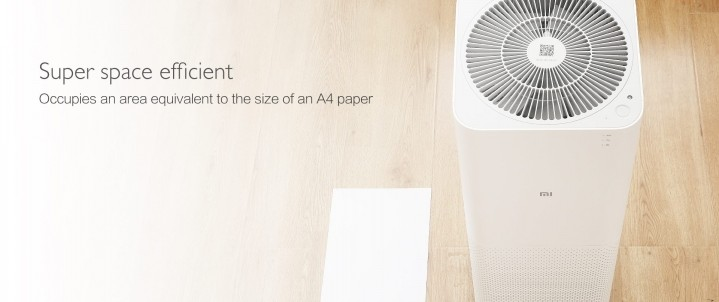 Mi Air Purifier Украина