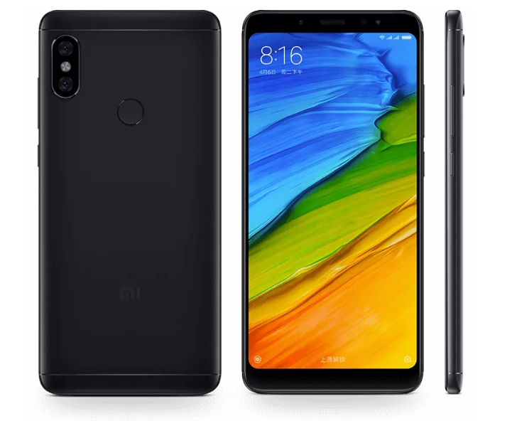 Redmi Note 5 China