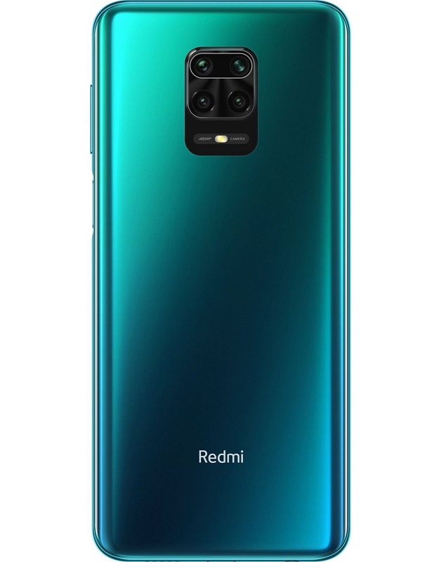 Redmi Note 9S камера